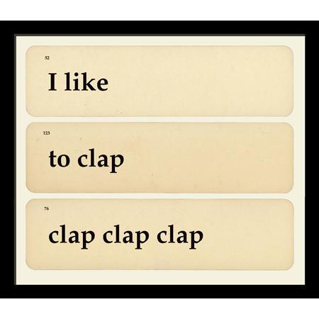 3CIClapClapFr